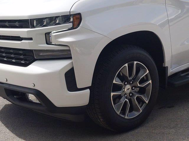 2021 Chevrolet Silverado 1500 Crew Cab 4x2, Pickup #XH37280A - photo 10