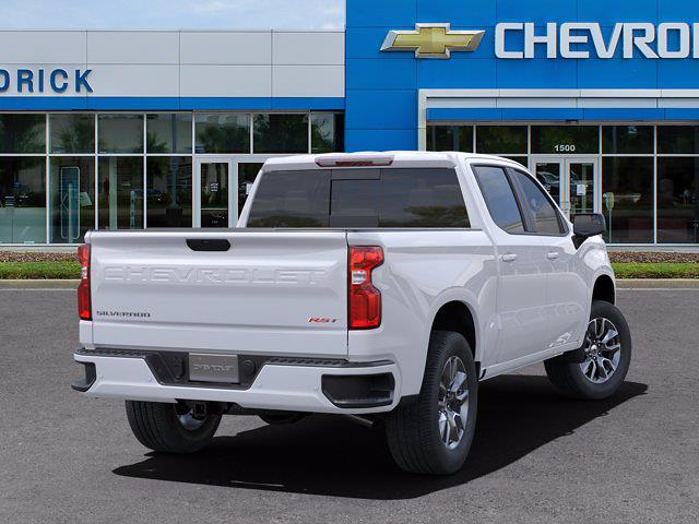 2021 Chevrolet Silverado 1500 Crew Cab 4x2, Pickup #M00317 - photo 1
