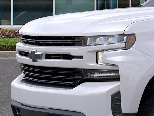 2021 Chevrolet Silverado 1500 Crew Cab 4x4, Pickup #M00387 - photo 11