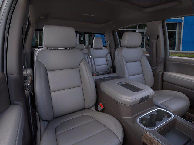 2021 Chevrolet Silverado 1500 Crew Cab 4x4, Pickup #M00387 - photo 13