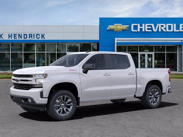 2021 Chevrolet Silverado 1500 Crew Cab 4x4, Pickup #M00387 - photo 3