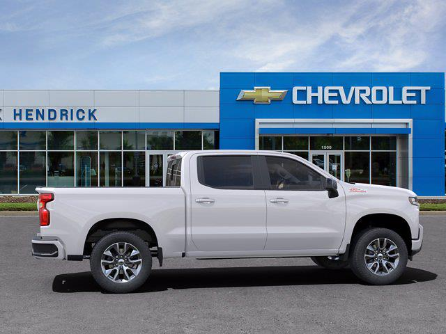 2021 Chevrolet Silverado 1500 Crew Cab 4x4, Pickup #M00387 - photo 5