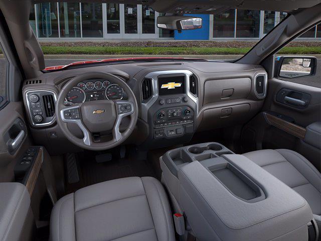 2021 Chevrolet Silverado 1500 Crew Cab 4x4, Pickup #M00414 - photo 12