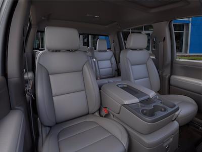 2021 Chevrolet Silverado 1500 Crew Cab 4x4, Pickup #M00414 - photo 13