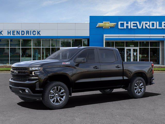 2021 Chevrolet Silverado 1500 Crew Cab 4x4, Pickup #M00452 - photo 3