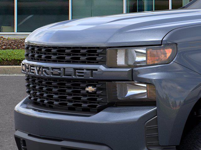 2021 Chevrolet Silverado 1500 Crew Cab 4x2, Pickup #M00477 - photo 10
