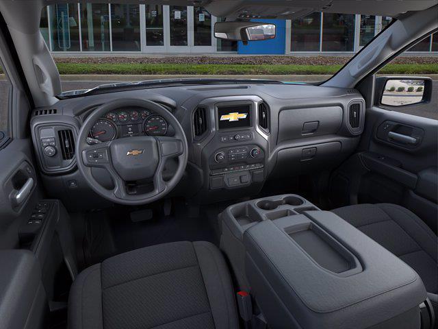 2021 Chevrolet Silverado 1500 Crew Cab 4x2, Pickup #M00477 - photo 11