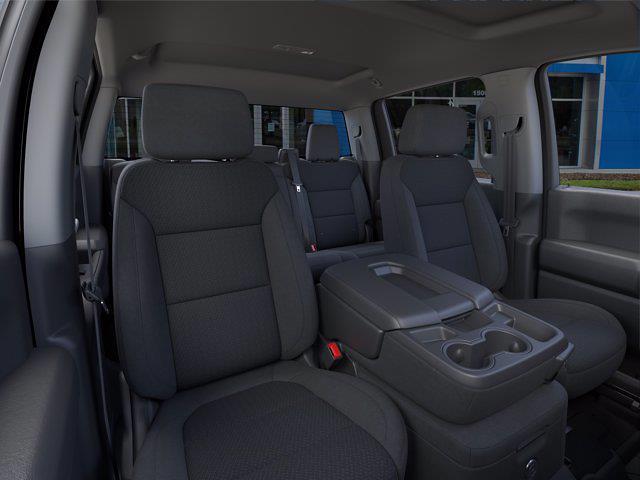 2021 Chevrolet Silverado 1500 Crew Cab 4x2, Pickup #M00477 - photo 12
