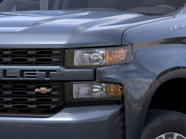 2021 Chevrolet Silverado 1500 Crew Cab 4x2, Pickup #M00477 - photo 7