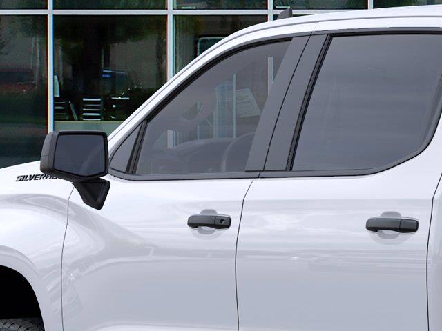 2021 Chevrolet Silverado 1500 Crew Cab 4x2, Pickup #M00488 - photo 10
