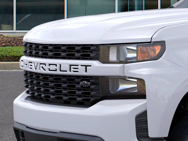 2021 Chevrolet Silverado 1500 Crew Cab 4x2, Pickup #M00488 - photo 11