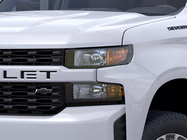 2021 Chevrolet Silverado 1500 Crew Cab 4x2, Pickup #M00488 - photo 8