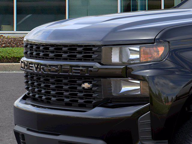 2021 Chevrolet Silverado 1500 Crew Cab 4x4, Pickup #M00495 - photo 11