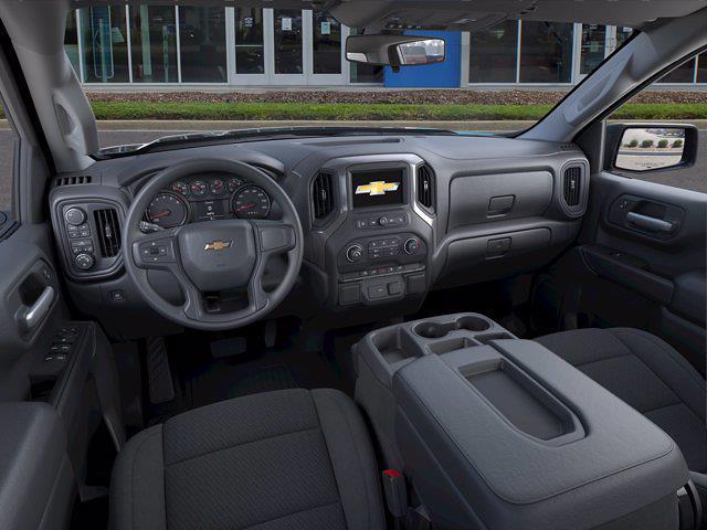 2021 Chevrolet Silverado 1500 Crew Cab 4x4, Pickup #M00495 - photo 12