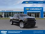 2021 Chevrolet Silverado 1500 Crew Cab 4x4, Pickup #M00495 - photo 1