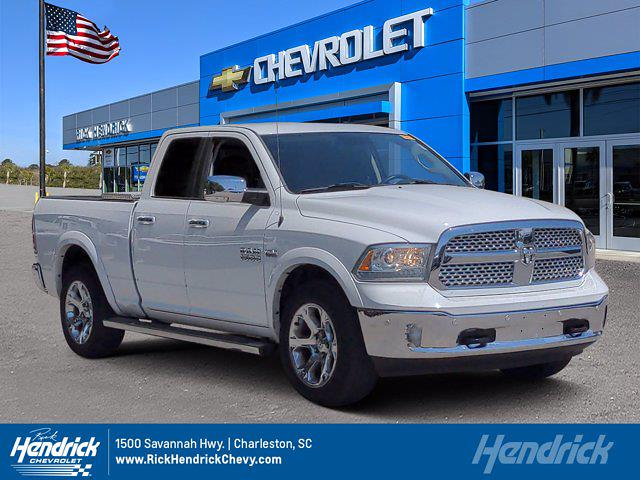 2016 Ram 1500 Quad Cab 4x4, Pickup #M00528A - photo 1