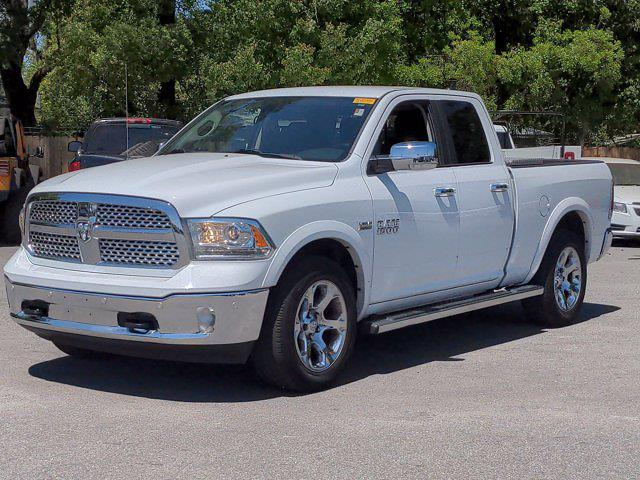 2016 Ram 1500 Quad Cab 4x4, Pickup #M00528A - photo 8