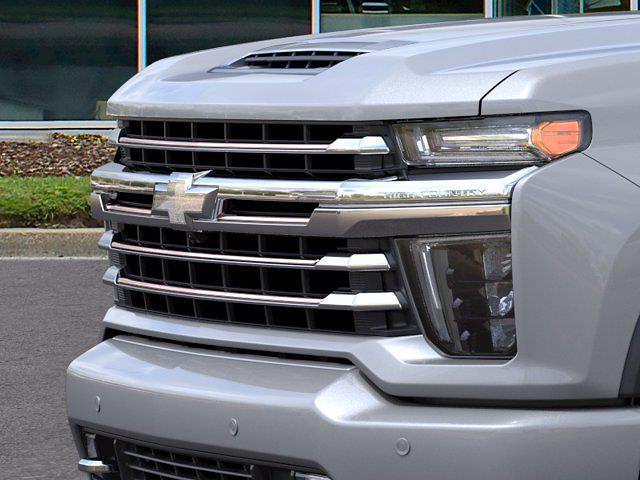 2021 Chevrolet Silverado 3500 Crew Cab 4x4, Pickup #M00553 - photo 11