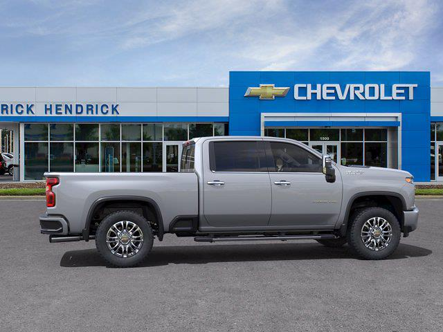 2021 Chevrolet Silverado 3500 Crew Cab 4x4, Pickup #M00553 - photo 5