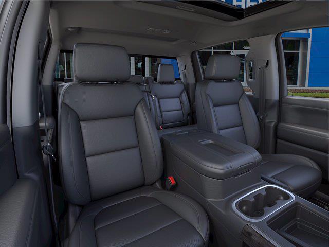 2021 Chevrolet Silverado 1500 Crew Cab 4x4, Pickup #M00700 - photo 13
