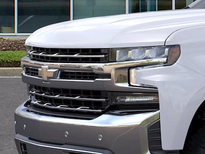 2021 Chevrolet Silverado 1500 Crew Cab 4x4, Pickup #M00700 - photo 11
