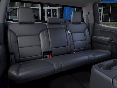 2021 Chevrolet Silverado 1500 Crew Cab 4x4, Pickup #M00700 - photo 14