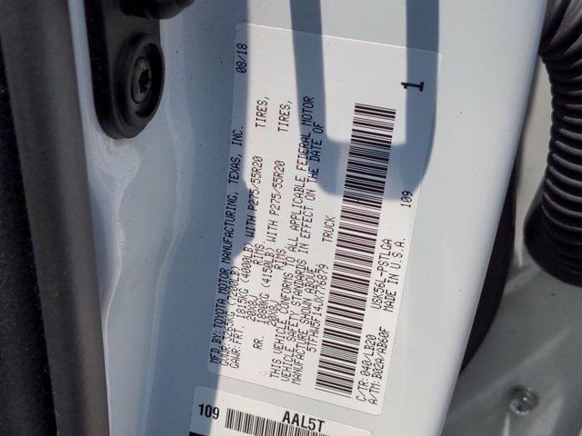 2018 Toyota Tundra Crew Cab 4x4, Pickup #M00711A - photo 47