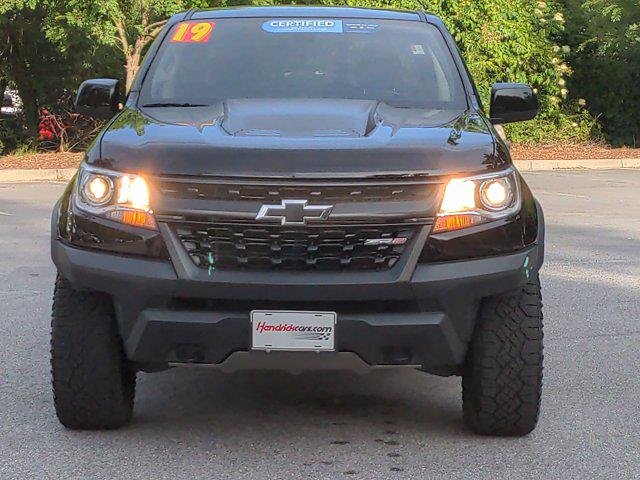2019 Chevrolet Colorado Crew Cab 4x4, Pickup #M00749A - photo 9