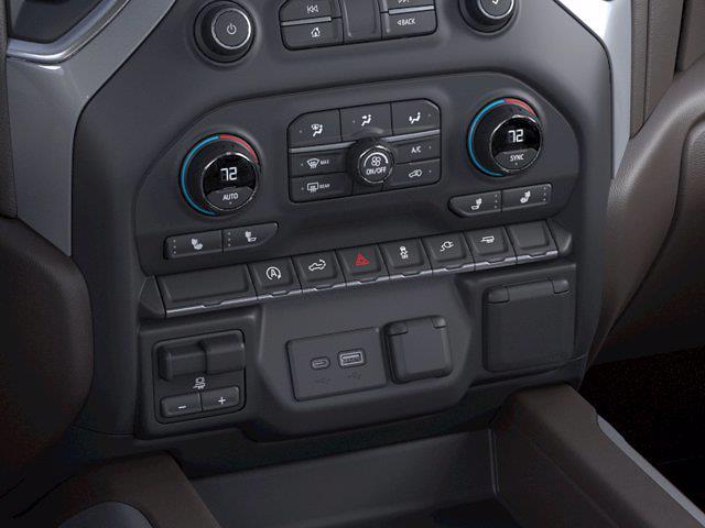 2021 Chevrolet Silverado 1500 Crew Cab 4x2, Pickup #M00764 - photo 20