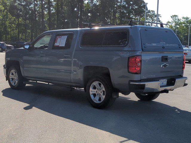 2015 Chevrolet Silverado 1500 Crew Cab 4x4, Pickup #M00765A - photo 6