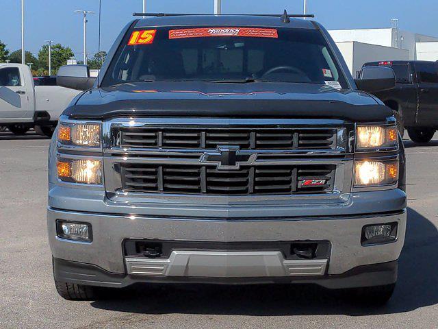2015 Chevrolet Silverado 1500 Crew Cab 4x4, Pickup #M00765A - photo 9