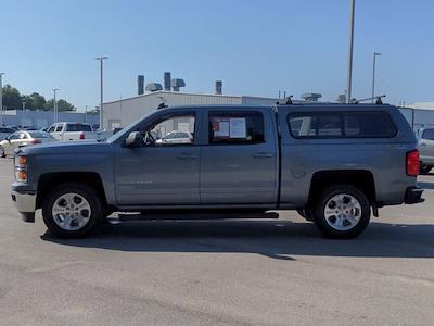 2015 Chevrolet Silverado 1500 Crew Cab 4x4, Pickup #M00765A - photo 7