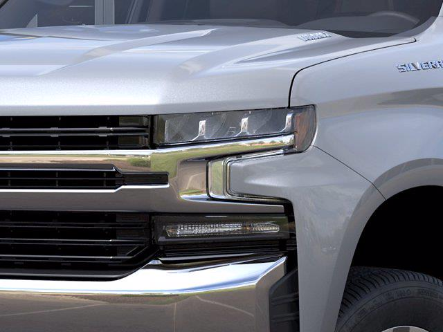 2021 Chevrolet Silverado 1500 Crew Cab 4x2, Pickup #M00784 - photo 8