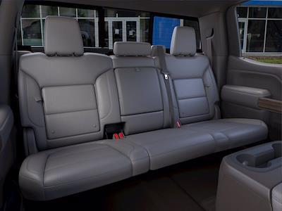 2021 Chevrolet Silverado 1500 Crew Cab 4x4, Pickup #M00799 - photo 14