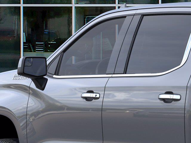 2021 Chevrolet Silverado 1500 Crew Cab 4x4, Pickup #M00830 - photo 10