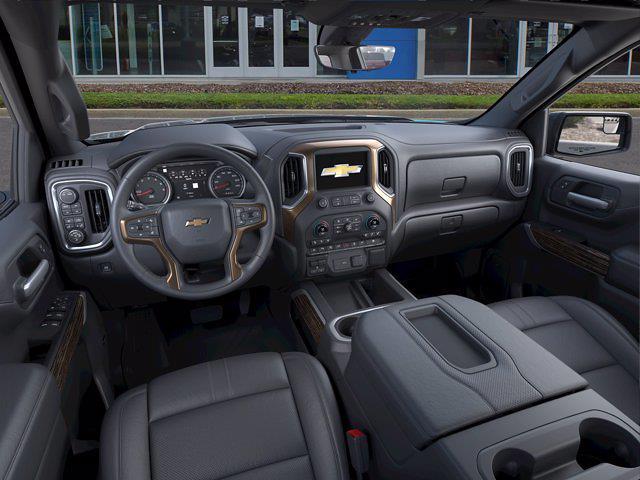 2021 Chevrolet Silverado 1500 Crew Cab 4x4, Pickup #M00830 - photo 12