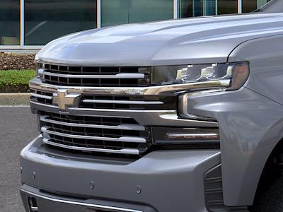 2021 Chevrolet Silverado 1500 Crew Cab 4x4, Pickup #M00830 - photo 11