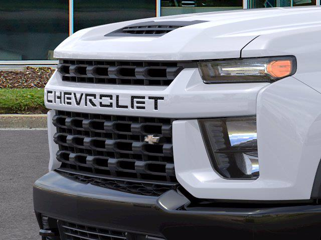 2021 Chevrolet Silverado 2500 Crew Cab 4x2, Pickup #M00841 - photo 11