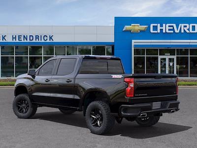2021 Chevrolet Silverado 1500 Crew Cab 4x4, Pickup #M00850 - photo 4