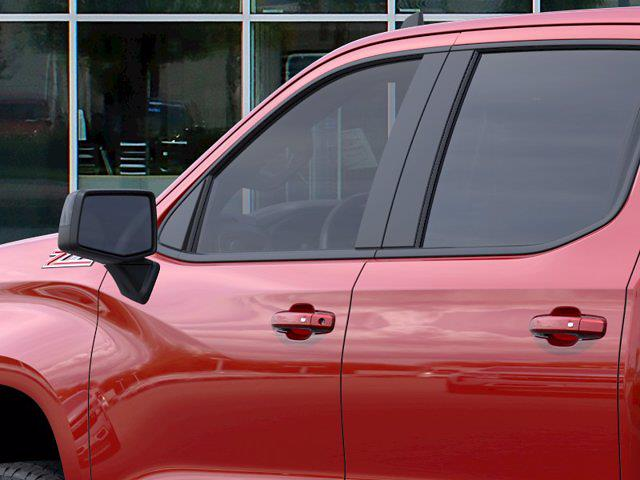 2021 Chevrolet Silverado 1500 Crew Cab 4x4, Pickup #M00890 - photo 10