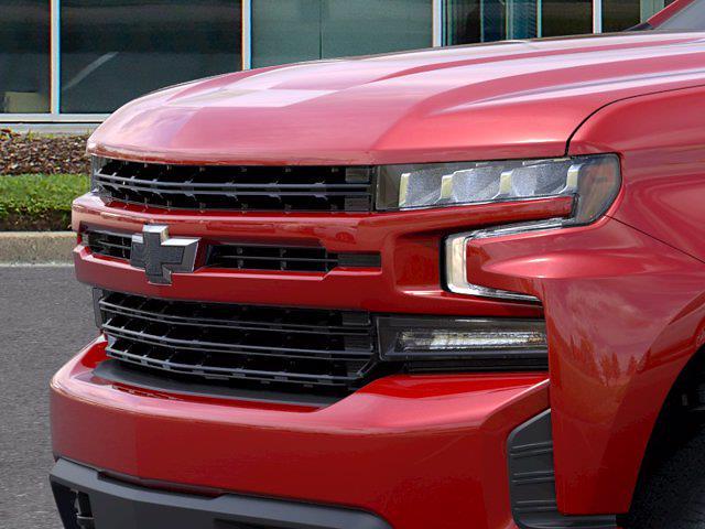 2021 Chevrolet Silverado 1500 Crew Cab 4x4, Pickup #M00890 - photo 11