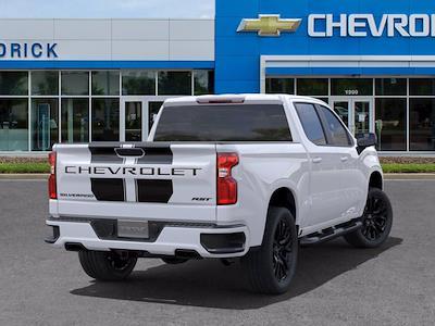 2021 Chevrolet Silverado 1500 Crew Cab 4x2, Pickup #M00909 - photo 2