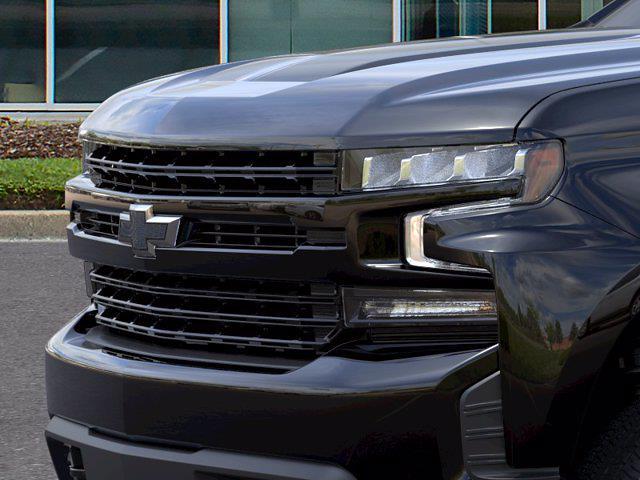 2021 Chevrolet Silverado 1500 Crew Cab 4x2, Pickup #M00913 - photo 11