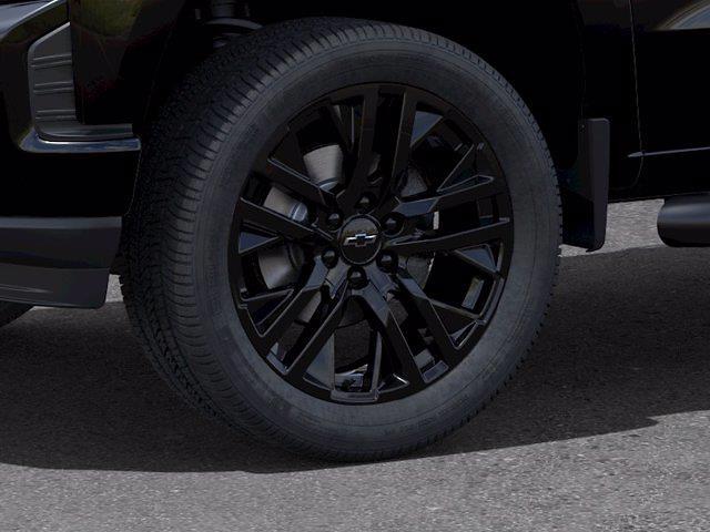 2021 Chevrolet Silverado 1500 Crew Cab 4x2, Pickup #M00913 - photo 7