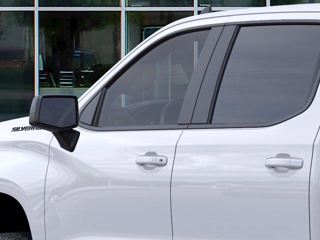 2021 Chevrolet Silverado 1500 Crew Cab 4x4, Pickup #M00925 - photo 10