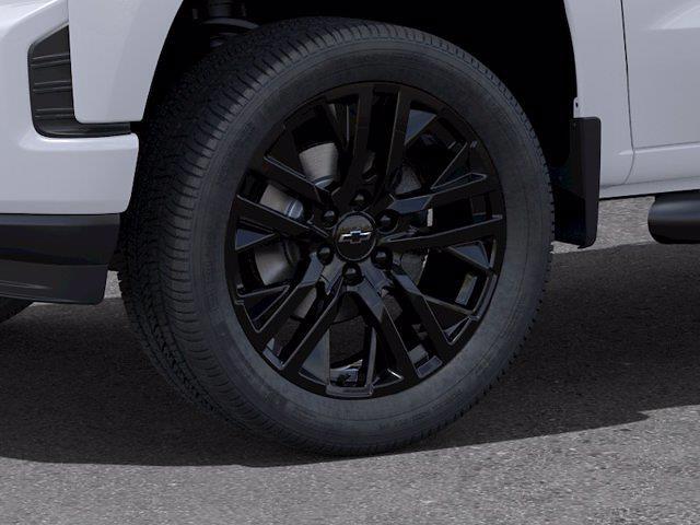 2021 Chevrolet Silverado 1500 Crew Cab 4x4, Pickup #M00925 - photo 7