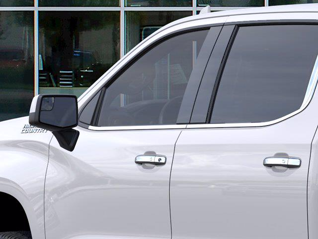 2021 Chevrolet Silverado 1500 Crew Cab 4x4, Pickup #M00932 - photo 10