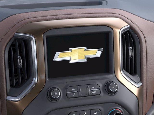 2021 Chevrolet Silverado 1500 Crew Cab 4x4, Pickup #M00932 - photo 17