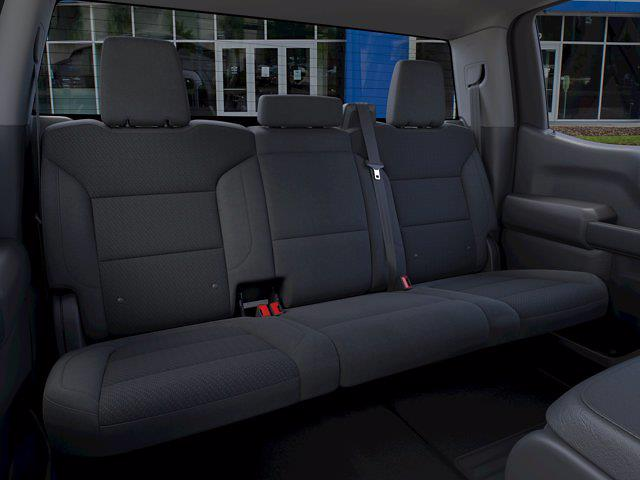 2021 Chevrolet Silverado 1500 Crew Cab 4x4, Pickup #M00934 - photo 14