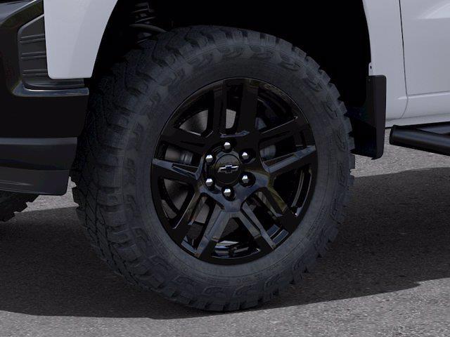 2021 Chevrolet Silverado 1500 Crew Cab 4x4, Pickup #M00934 - photo 7